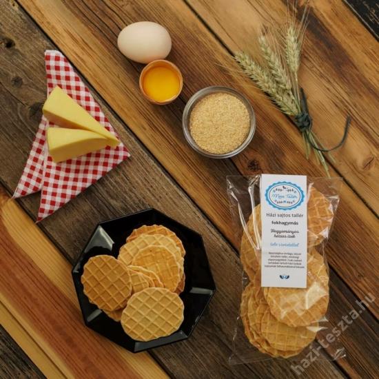 MeseTallér - fokhagymás sajtos tallér