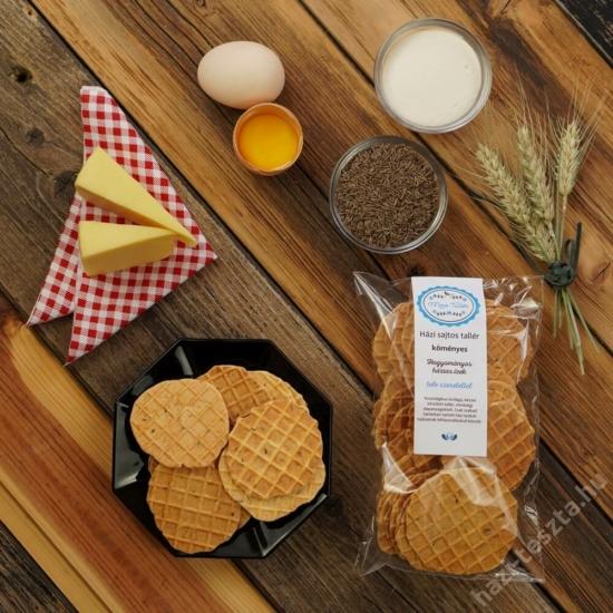 MeseTallér - köményes sajtos tallér