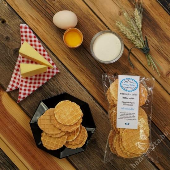 MeseTallér - natúr sajtos tallér