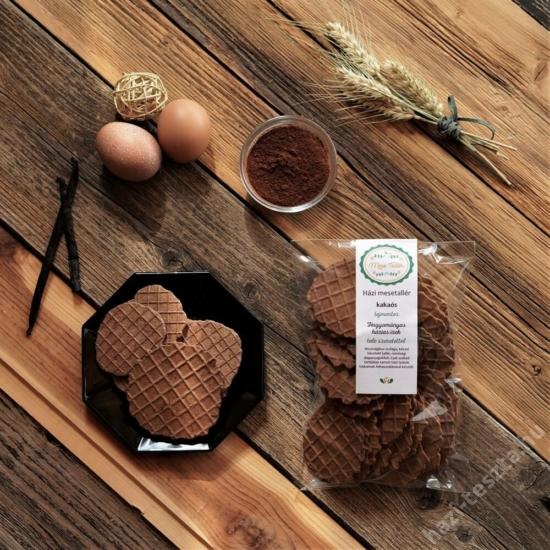 Tejmentes MeseTallér - kakaós édes tallér