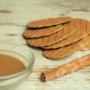 Kép 2/2 - Tejmentes MeseTallér - fahéjas édes tallér