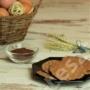 Kép 2/2 - Tejmentes MeseTallér - kakaós édes tallér