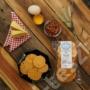 Kép 1/3 - MeseTallér - chilis sajtos tallér
