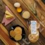 Kép 1/3 - MeseTallér - fokhagymás sajtos tallér
