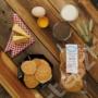 Kép 1/4 - MeseTallér - köményes sajtos tallér