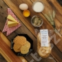 Kép 1/3 - MeseTallér - sokmagvas sajtos tallér