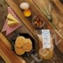 Kép 1/3 - MeseTallér - tepertős sajtos tallér