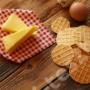 Kép 2/2 - Tejmentes MeseTallér - sokmagvas sajtos tallér