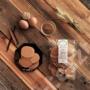 Kép 1/2 - Tejmentes MeseTallér - fahéjas édes tallér