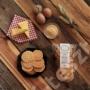 Kép 1/3 - Tementes MeseTallér - fokhagymás sajtos tallér