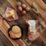 Kép 1/3 - Tementes MeseTallér - natúr sajtos tallér