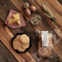 Kép 1/2 - Tementes MeseTallér - sokmagvas sajtos tallér